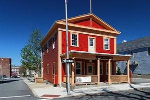Cataract Engine Company No. 3 - 116 Rock Street