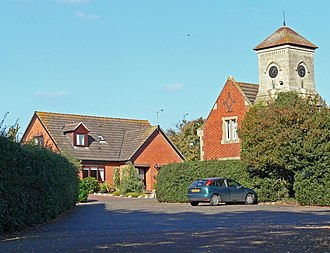 Catthorpe - Image: Catthorpe, Leicestershire geograph.org.uk 595198