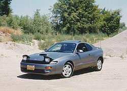 1993 Toyota Celica GT-Four All-Trac Turbo ST185 (US)
