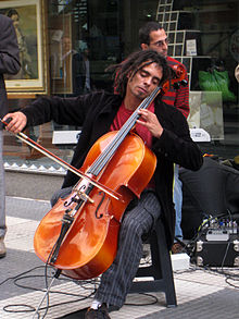 guitariste classique