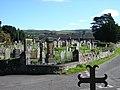 Cemetery at Llangwyryfon - geograph.org.uk - 265983.jpg