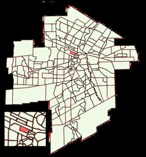 Centennial, Winnipeg Neighbourhood in Winnipeg, Manitoba, Canada