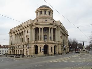Central University Library of Iași - The library in 2016