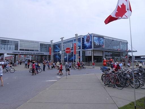 Centre des sciences de Montreal - 01