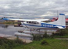 Cessna 185 Skywagon - Wikipedia