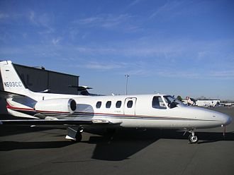 Cessna Citation family - Oldest flying Citation I