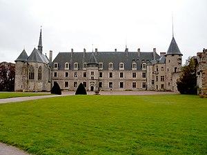 Château de La Palice - Château de La Palice