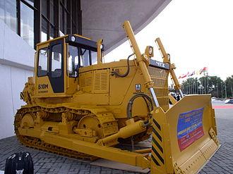 Chelyabinsk Tractor Plant - Bulldozer B10M (2004)
