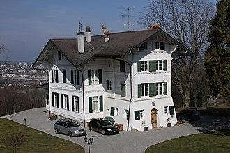 Pierrafortscha - Chalet de Diesbach