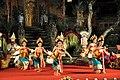 Chandrawati Ladies orchestra at Pura Taman Saraswat (17057301161).jpg