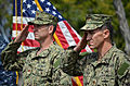 Change of command ceremony at Naval Amphibious Base Coronado 120608-N-FN215-113.jpg