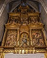 Chapel of the Virgen del Rosario, Cathedral of Barcelona 2609.jpg