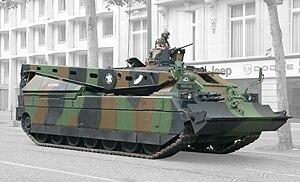 Combimac - Leclerc recovery tank