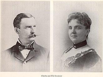 Charles W. Goodyear House - Image: Charles and Ella Goodyear