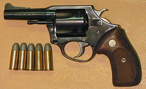 .44 Special - Image: Charter Arms Bulldog 2
