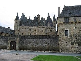 Jumilhac-le-Grand - Château de Jumilhac