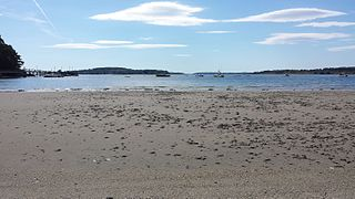 Chebeague Island, Maine Town in Maine, United States