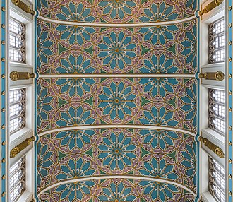 Chelmsford Cathedral - Image: Chelmsford Cathedral Nave Ceiling, Essex, UK Diliff