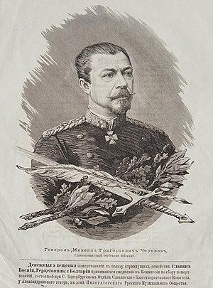 Mikhail Chernyayev - Image: Chernjaev