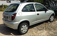 Chevrolet Celta – Wikipédia, a enciclopédia livre