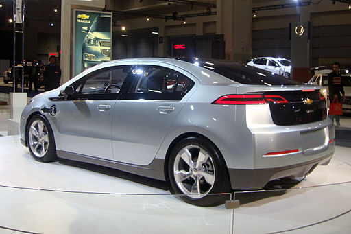 Chevrolet Volt WAS 2010 8845