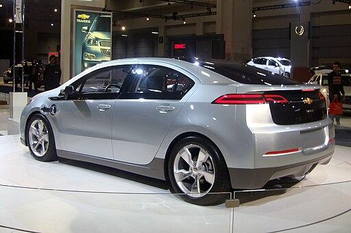 Chevrolet Volt WAS 2010 8845
