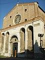 Chiesa degli eremitani, facciata.JPG
