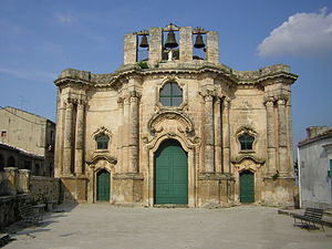 Buscemi - Image: Chiesa di S. Antonio (by Scorpios 90)