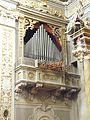 Chiesa di San Giovanni Battista, interno, organo (San Giovanni in Persiceto) 02.JPG