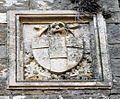 Chiesa di Santa Maria a Marignolle - Facade - Escutcheon VI.jpg