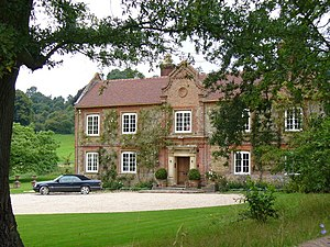 Chilworth, Surrey - Image: Chilworth Manor geograph.org.uk 547167