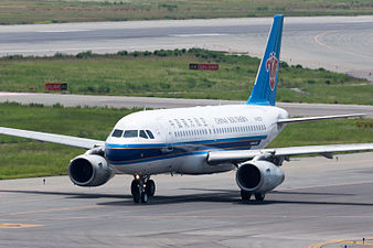 China Southern Airlines, A319-100, B-6239 (19220121199).jpg