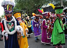 folk dance of mexico wikipedia
