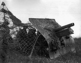 Bofors 75 mm mountain gun Mountain gun