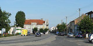 Chocz, Greater Poland Voivodeship Town in Greater Poland, Poland