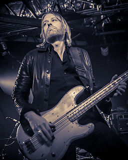 Chris Wyse American bassist