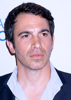 Chris Messina American actor