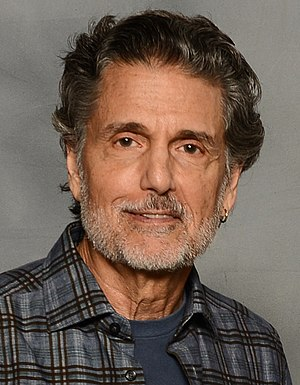 The Nightmare Before Christmas - Chris Sarandon, the voice of Jack Skellington.