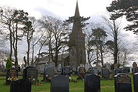 Christ Church, Carrowdore - geograph.org.uk - 309974.jpg