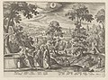 Christ and the woman of Samaria 1585 print by Hans Bol, S.IV 2259, Prints Department, Royal Library of Belgium.jpg