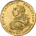 Christian August zu Solms-Laubach (Dukat 1761).png