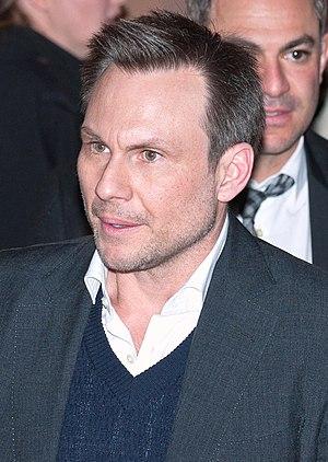 Schauspieler Christian Slater