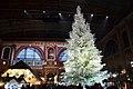 Christkindlmarkt - Swarovski Christmas Tree at Zurich Hauptbahnhof (Ank Kumar) 02.jpg