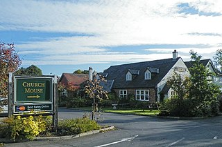 Chester Moor Human settlement in England