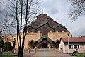 Church of Our Lady of Czestochowa, 7 os. Szklane Domy,Nowa Huta,Krakow,Poland.jpg