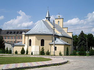 Mykolaiv, Lviv Oblast - Church of Saint Nicholas