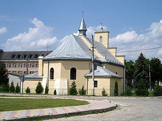 Mykolaiv, Lviv Oblast City in Lviv Oblast, Ukraine