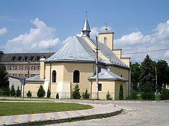 Mykolaiv, Lviv Oblast - Church of Saint Nicholas