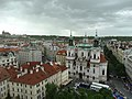 Church of St. Nicolas. Prague. Czech Republic. Церковь Святого Николая. Прага. Чехия - panoramio (1).jpg