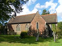 Church of the Holy Innocents, Southwater (NHLE Code 1259780).JPG